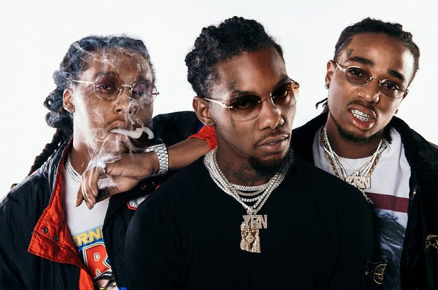 Migos via Twitter @billboard