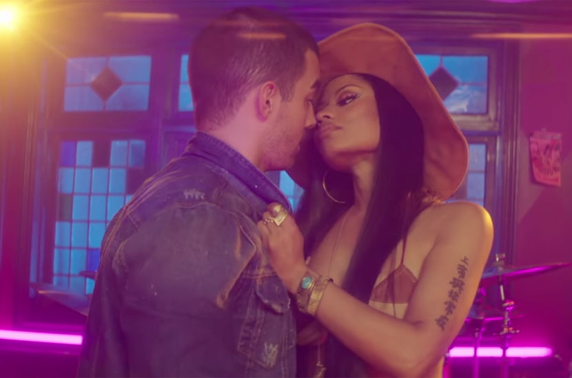 nicki-minaj-dnce-kissing-strangers-billboard-1548